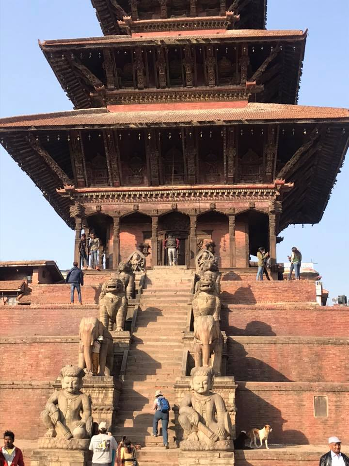 """""""De helliges by"""" Bhaktapur"""