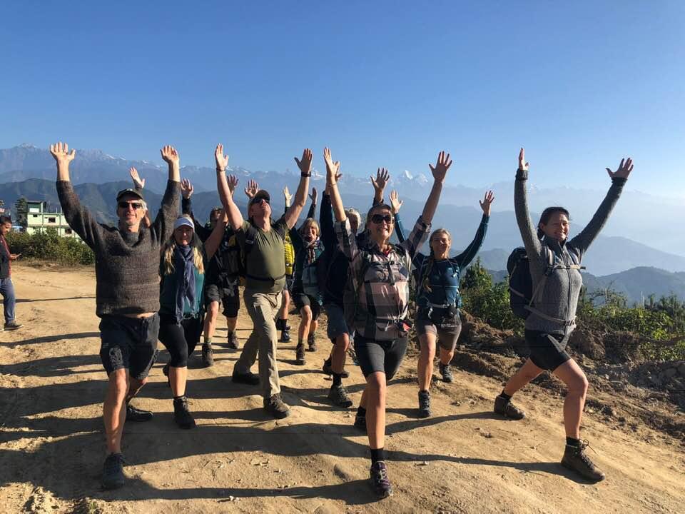 Trekking Nargakot