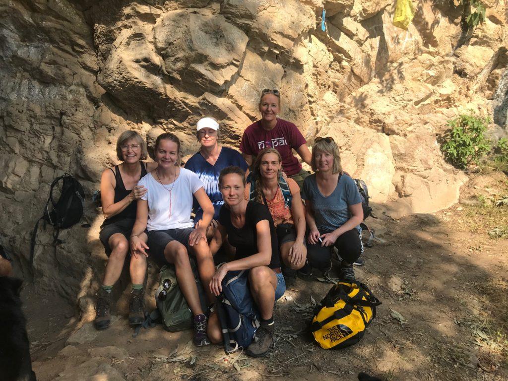 Yeshe Tsogyals cave