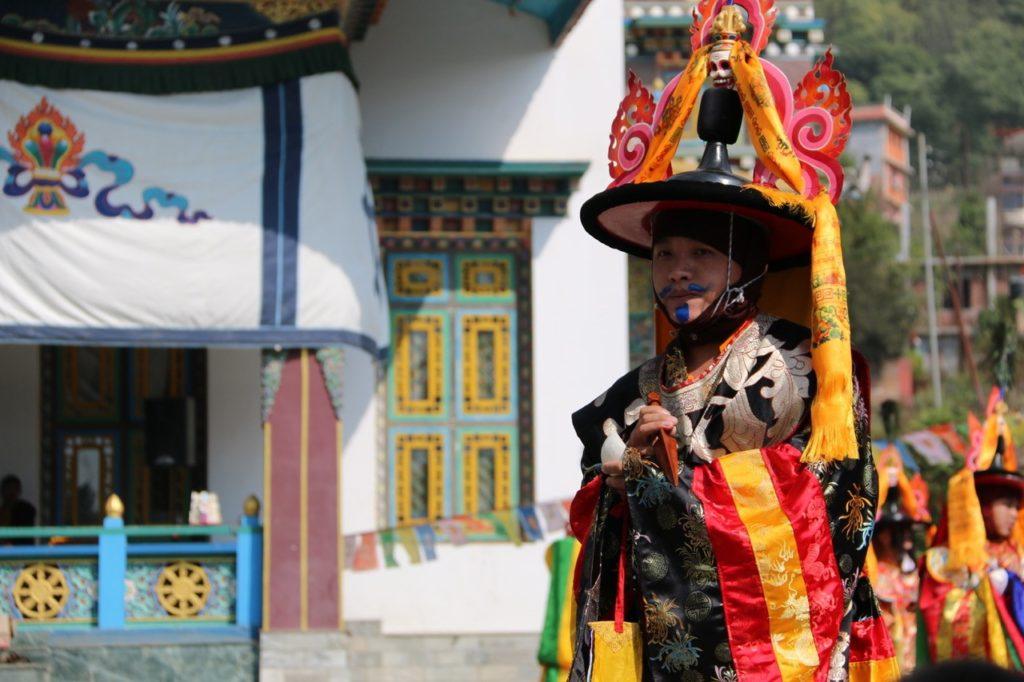 Lama Dance Drupchen